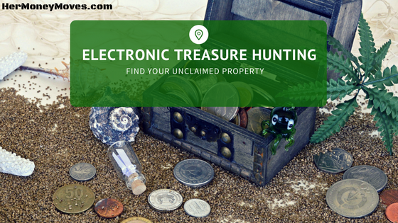 Electronic Treasure Hunting:  Search Your Unclaimed Property