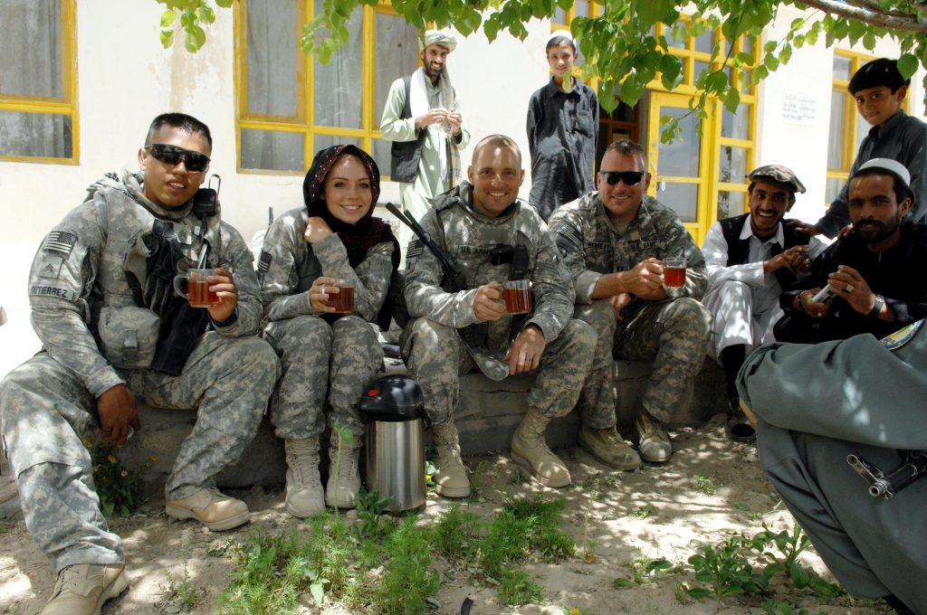 Veteran turned Military Spouse