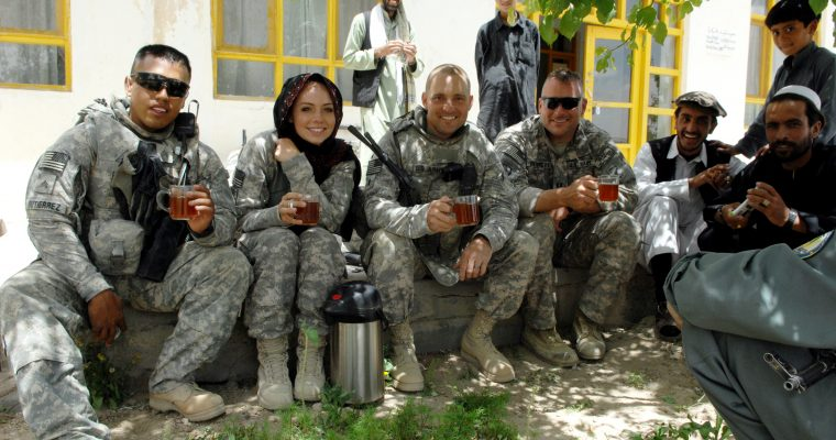 Veteran Turned Military Spouse Finds Balance in her New Role of Entrepreneur