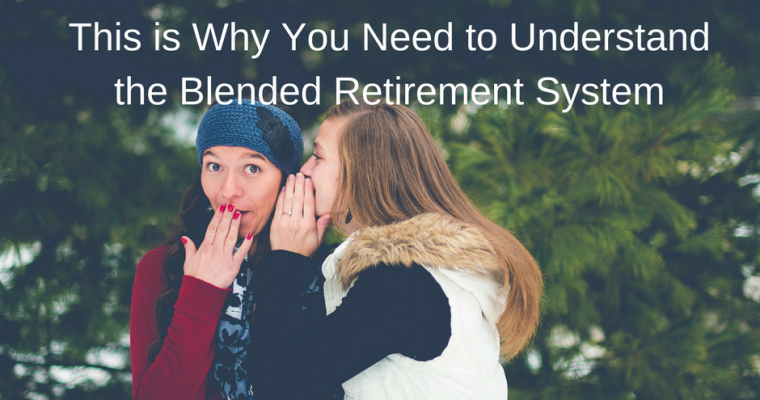 Hey Military Spouse: This is Why You Need to Understand the Blended Retirement System
