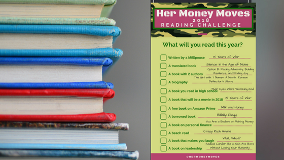 2018 Reading Challenge Her Money Moves