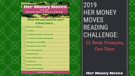 2019 Annual Reading Challenge
