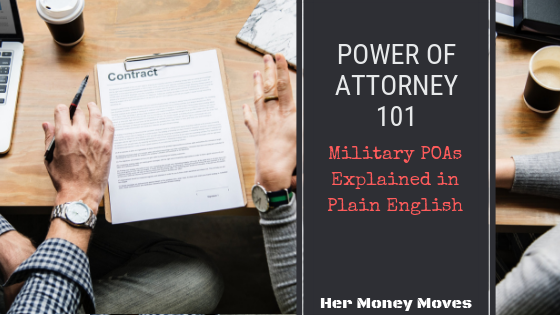 Power of Attorney 101- Explained in Plain English