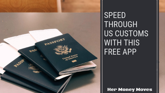 Speed Through US Customs with the Free Mobile Passport App