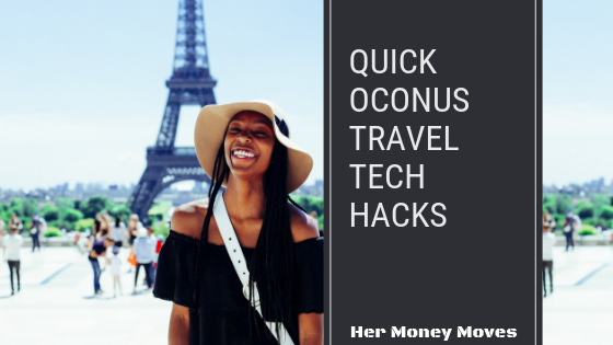 OCONUS Travel Tech Hacks
